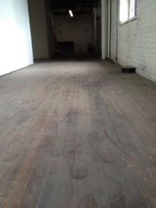 Dusty Hall