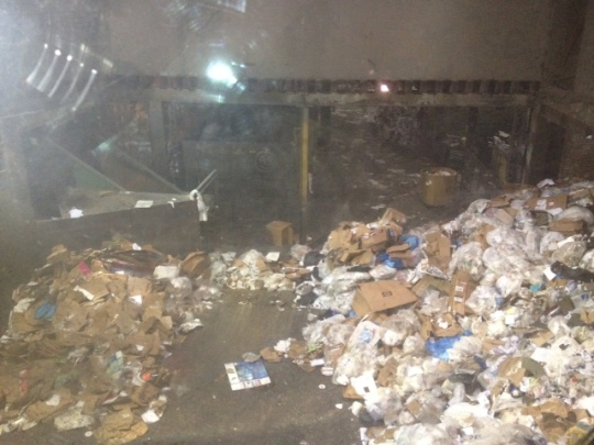 Trash Pit